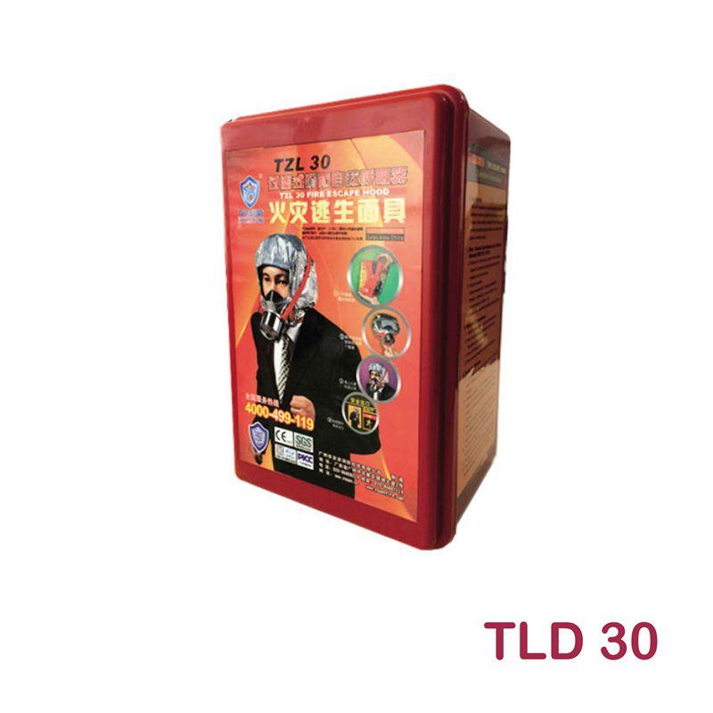 TLD 30消防面具